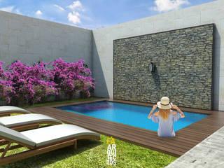 by FA Arquitectos Mediterranean