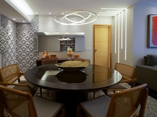 Eclectic style dining room by M2T1 Eclectic
