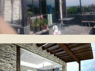 根據 MSG Architecture SA DE CV 現代風