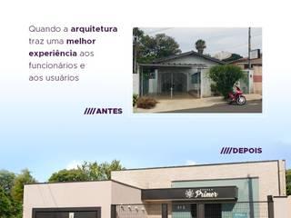 by SA Arquitetura e Interiores - Samuel Silva e Fernanda Barbi