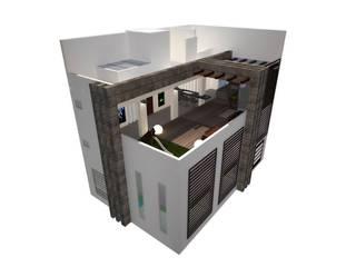 por MSG Architecture SA DE CV Moderno