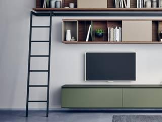 Moderne Esszimmer von L&M design di Marelli Cinzia Modern MDF