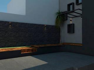 Detached home by Creer y Crear. Arquitectura/Diseño/Construcción