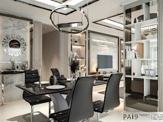 Project : Perfect Park - Ratchapruek โดย PAI9 Interior Design Studio โมเดิร์น