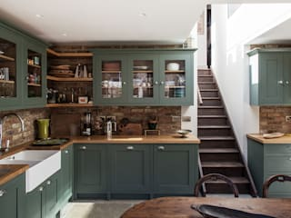 residential West London: eclectic  by Cayford Design, Eclectic