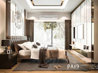 Project : Perfect Place 4 – Ratchapruek โดย PAI9 Interior Design Studio โมเดิร์น