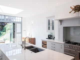 residential West London: modern  by Cayford Design, Modern