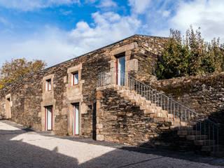 Habitações no Douro-Morgadio da Calçada . Sabrosa . 2012 por Joana Vilhena arquiteta