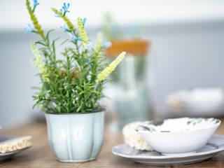 Comedores de estilo escandinavo de Pasja Do Wnętrz Escandinavo