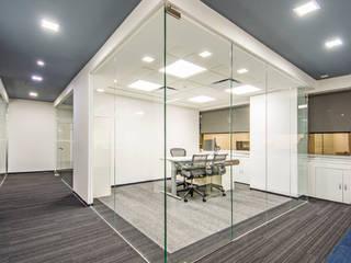 Kantor & Toko Modern Oleh TALLER GRADO 13 ARQUITECTURA Modern