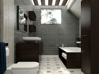 Bathrooms:   by Habricus Group,