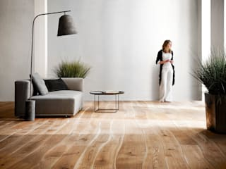 Bolefloor Modern living room Wood