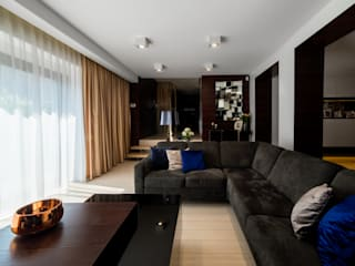Modern Living Room by SCALA DESIGN Modern