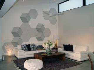 Livings modernos: Ideas, imágenes y decoración de Rabell Arquitectos Moderno