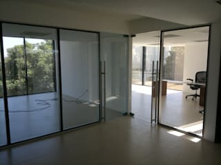 Modern Windows and Doors by De Todo En Aluminio Modern