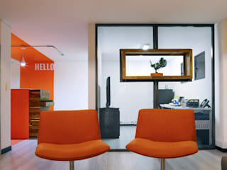 Gamma Modern style study/office