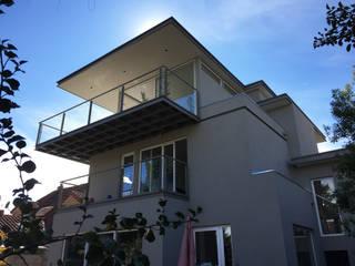 CASA CALIFORNIA Casas estilo moderno: ideas, arquitectura e imágenes de ESTUDIO SUSTENTABLE Moderno