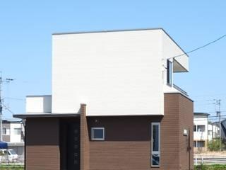 Live Sumai - アズ・コンストラクション - Casas de madeira Branco