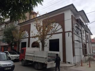 sivrihisar halı ve kilim müzesi DAĞLAR MİMARLIK