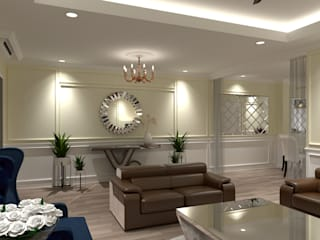 PROPOSED INTERIOR DESIGN FOR MS SURIA HANIM AT UKAY BESTARI. by eL precio