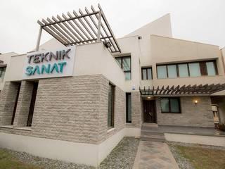 Teknik Sanat İç Mimarlık Renovasyon Ltd. Şti. Commercial Spaces