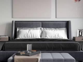 Kamar tidur kecil by Ale design Grzegorz Grzywacz