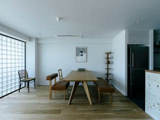 Scandinavian style dining room by ELD INTERIOR PRODUCTS Scandinavian