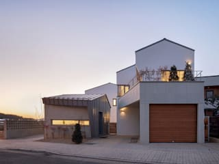 (주)건축사사무소 더함 / ThEPLus Architects Multi-Family house Grey