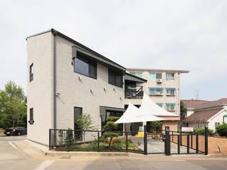 주택설계전문 디자인그룹 홈스타일토토 Holzhaus Fliesen Grau