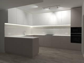 COZINHA II Cozinhas modernas por Atelier OSO Moderno