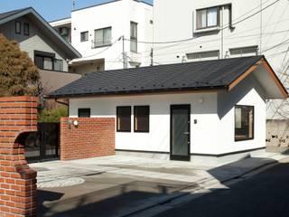 10坪の事務所 松井建築研究所 木造住宅