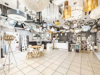 Commercial Spaces by Nowoczesne lampy - doradzamy. oświetlamy - Lajtit.pl, Modern