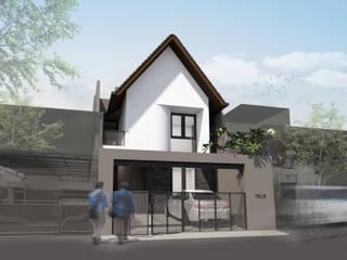 Alfa House MODULA Rumah tinggal Grey