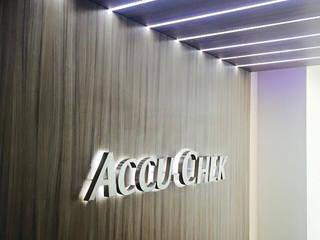 Proyecto remodelacion oficinas accuchek-ROCHE de arquifacility