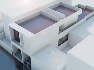 de D Domain Architects & Interior Designers Moderno