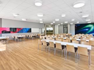 TÜV Nord - Zentrale Hannover Moderne Bürogebäude von Hannibal Innenarchitektur Modern