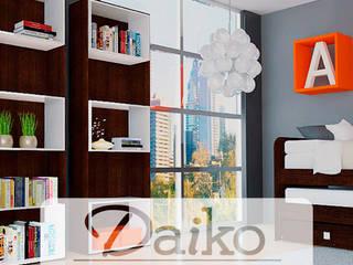 Mobiliario:  de estilo  por HOME DECO & HOME GLASS,