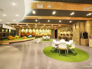 지방행정연수원 교육지원센터 by 내츄럴디자인컴퍼니 모던