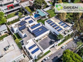 Sistema residencial 50 kW de GreenLux