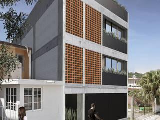 G._ALARQ + TAGA Arquitectos Terrace house
