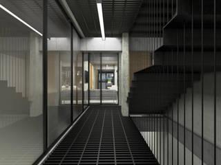 G._ALARQ + TAGA Arquitectos Schody