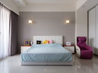 WU House‧鳥松透天 根據 元作空間設計 古典風
