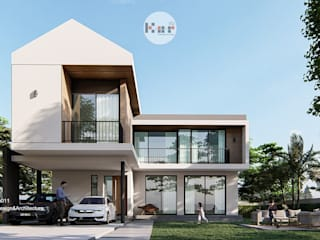 by Kor Design&Architecture Eclectic