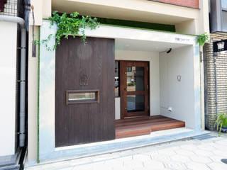 ビルリノベーション「ゲストハウス SORA」: モノスタ'70が手掛けた商業空間です。,オリジナル