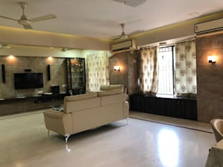 Complete home interior in Mumbai- Interior Designer company by Blueboxx interior
