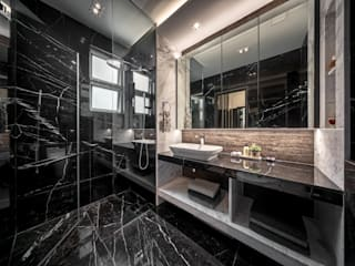 The Equatorial:  Bathroom by Summerhaus D'zign,Modern