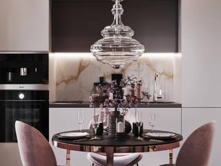 Kitchen by A.D.D., Minimalist