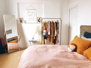 Proyecto de decoración: Dormitorios pequeños de estilo  de LRF ,