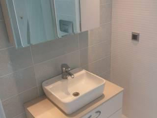 çiğdem mahallesi / yaşam alanı Modern Banyo Demirhan içmimarlık Modern