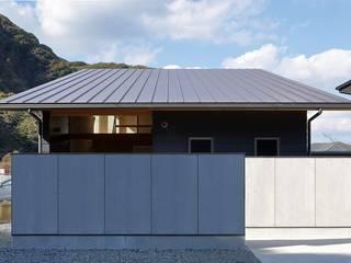 小倉の家: ミナトカズアキ建築工房が手掛けた一戸建て住宅です。,